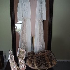 ILLA ILLA Kimono